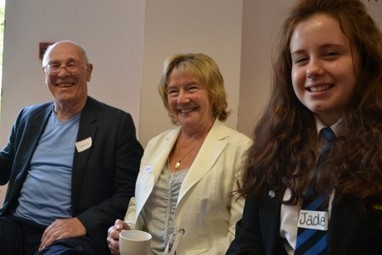 'Old School Days' dementia event roaring success at Sidmouth College | Dementia 4 Schools | Scoop.it