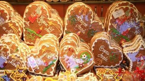 VIDEO. Noël : sur les traces du pain d'épices en Alsace | Remue-méninges FLE | Scoop.it