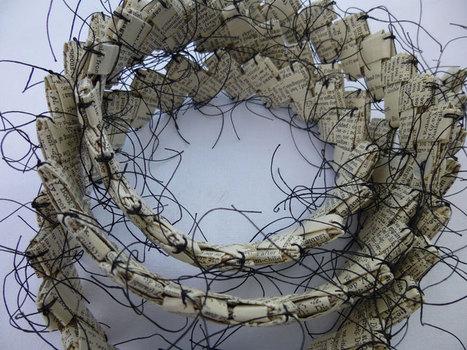 Lynda Watts : Stitch Textile Artists | Handstitched artwork | Scoop.it