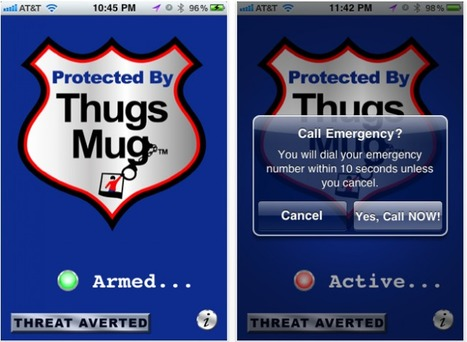 iPhone App Takes Pics of Crimes in Progress | Cult of Mac | Tools You Can Use | Scoop.it