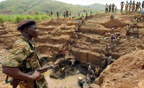 Conflict Minerals Enter US Unchecked, Hidden By 'Blind Spots' In Supply Chains - International Business Times | Criminology and Economic Theory | Scoop.it
