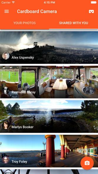 Cardboard Camera on the App Store | Lernwelten | Scoop.it