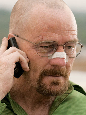 'Breaking Bad' Script Stolen From Bryan Cranston's Car | Breaking Bad | Scoop.it