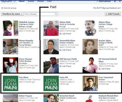 Pakistan Social Media Gate   Social Media Article Sharing   Scoop.it