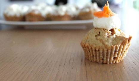 Carrot cupcake - lacuisinedesof | Cupcakes en France | Scoop.it