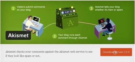 Akismet - Best WordPress Anti-Spam Plugin | SEO, Marketing, Social Media, News | Scoop.it
