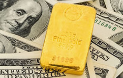 Gold and Silver Prices Reverse, On Target for Weekly Gain   bullion   Scoop.it