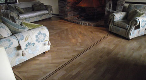 How to do Stain and Seal Hardwood Floors | Squash court refurbishment | Scoop.it
