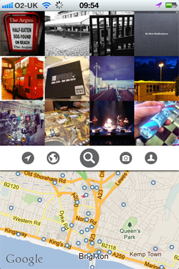 Search Twitter and Facebook Photos with Teleportd | Mobile Journalism Apps | Scoop.it