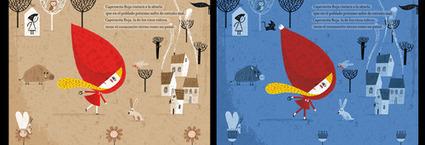 literaturas exploratorias | Libro digital ilustrado | Scoop.it