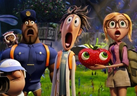 'Cloudy 2' Clear Winner Over Spotty Weekend, 'Instructions Not Included' Highest Spanish Grosser Ever - Movie Balla | News Daily About Movie Balla | Scoop.it