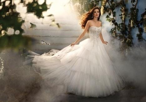 Disney Inspired Wedding dresses   Monica qb wedding   Scoop.it