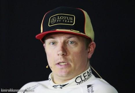 China GP: Post-race podium & press conference | Kimi Räikkönen ... | Kimi Raikkonen - Iceman | Scoop.it