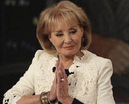 Barbara Walters Confirms She'll Retire From Television Next Summer   Series TV   Scoop.it