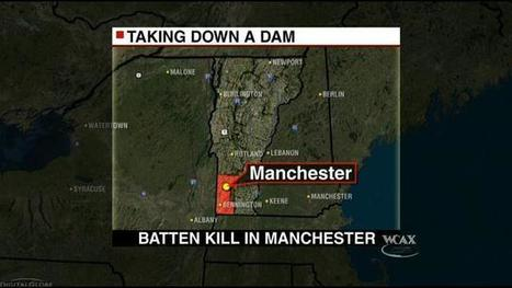 Dam removal expected to boost trout on Batten Kill - WCAX | Farming, Forests, Water, Fishing and Environment | Scoop.it