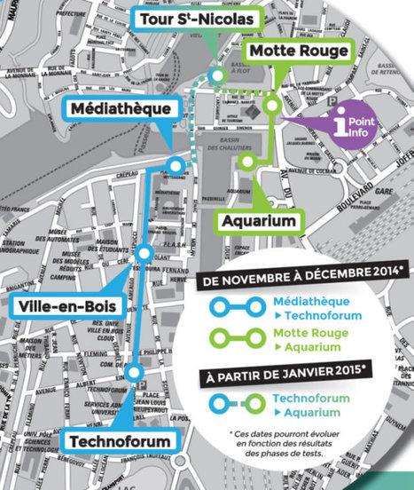 Citymobil2 : la mobilité du futur à La Rochelle | EIGSI école d'ingénieurs généralistes | Formation ingénieur EIGSI La Rochelle | Scoop.it