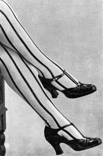 vintage everyday: 22 Fabulous Vintage Photos of Shoes and Hosiery Fashions from the 1920s | Vintage and Retro Style | Scoop.it