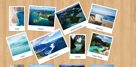 Create Polaroid Image With CSS   Basics and principles for a good  Web Design   Scoop.it