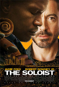 Related Text: The Soloist (2009 film) | Distinctive Visual | Scoop.it