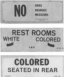 About Segregation. | Black History | Scoop.it