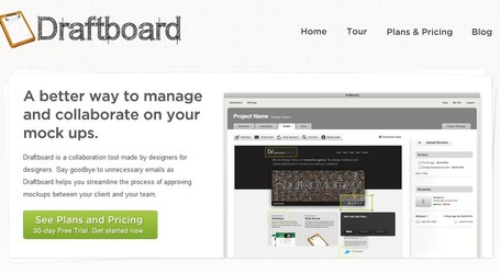 Draftboard - Collaboration tool made for designers by designers | formation 2.0 | Scoop.it