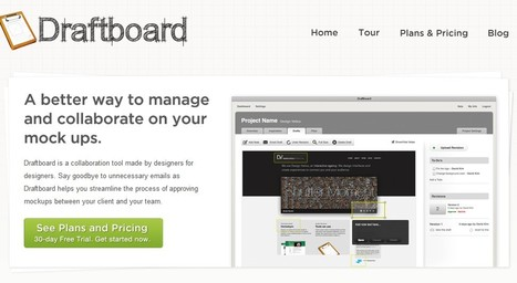 Draftboard - Collaboration tool made for designers by designers   Time to Learn   Scoop.it