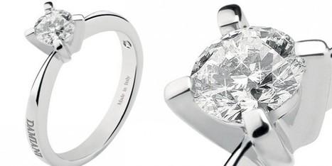 Balotelli dona a Fanny un anello da 100mila sterline di 'Damiani'! - Sfilate | Moda Donna - sfilate.it | Scoop.it