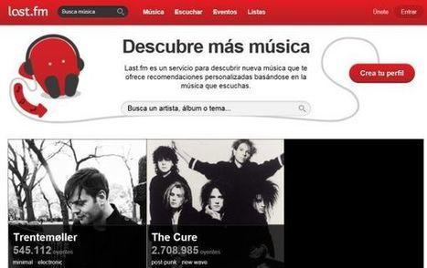 4 alternativas gratis a Spotify | TECNOLOGÍA_aal66 | Scoop.it