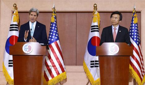 Kerry urges Korea, Japan to mend ties | Asia-Pacific developments | Scoop.it