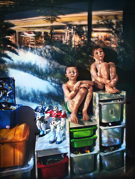 Marja Pirila - Interior/Exterior, Camera Obscura Dreams | LensCulture | Photography Now | Scoop.it