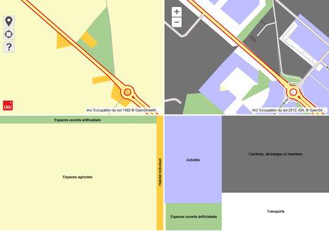 Treemap MOS 1982/2012 | IAU - îdF | Dat@Viz | Scoop.it