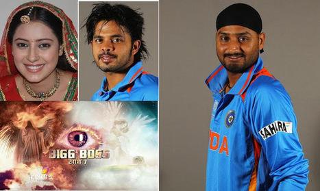 Bigg Boss 7 : Harbhajan, Sreesanth, Pratyusha to Participate in the Show | BIGG BOSS Saath 7 News, Episodes, Photos | Scoop.it