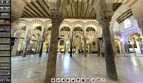 Catedral de Córdoba: Navega por la historia explorando un conjunto religioso único –aulaPlaneta | History 2[+or less 3].0 | Scoop.it