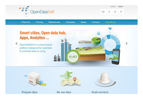 OpenDataSoft | Open Government Daily | Scoop.it