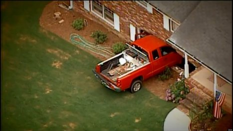 2-Year-Old Drives Truck Through House | In Today's News of the Weird | Scoop.it