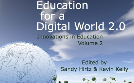 Education for a Digital World 2.0: Innovations in Education | Visão 2.0 da informação | Scoop.it