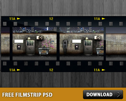 Realistic Film in PSD file free download - Download Free Psd Files | Photoshop PSD Files :: Free Download | Scoop.it