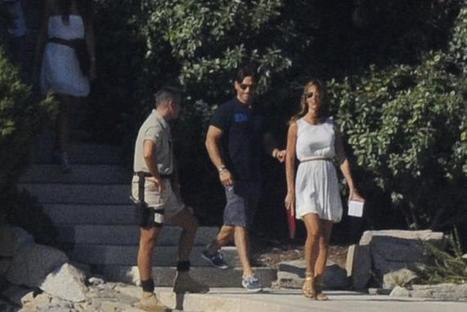 La famiglia Berlusconi arriva a Villa Certosa | JIMIPARADISE! | Scoop.it