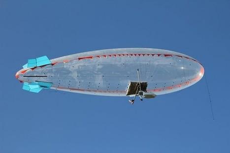 Le ballon dirigeable, un support marketing gonflé | Communication Commerciale | Scoop.it