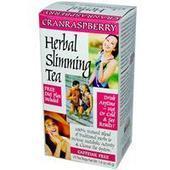 21st Century Health Care, Herbal Slimming Tea, Cranraspberry, Caffeine Free, 24 Tea Bags, 1.6 oz (45 g) - iHerb.com | Weight loss at Nutrihealth | Scoop.it