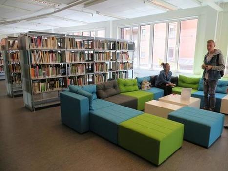 Spør meg! Oslosta oppia tilasuunnitteluun, kirjastoviestintään ja avoimeen julkaisemiseen | Erityistä oppimista | Scoop.it