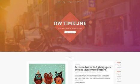 30 New and Free Responsive WordPress Themes | bod-Wordpress | Scoop.it