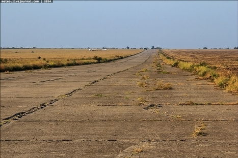 The Secret Nuclear Test Ground: Then And Now   English Russia   Abandoned Houses   Scoop.it