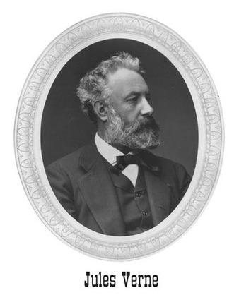 How Jules Verne Invented Astronautics | Nerdy Needs | Scoop.it