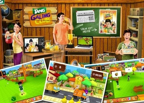 Green Thumbs Up for Pinoy-Made Tang Galing Club Virtual World | FunGuy Studio | Game Development | Scoop.it