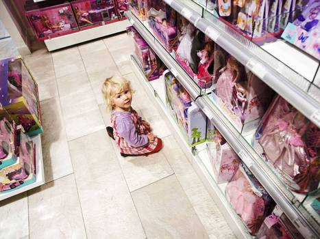 Dressing your daughter in pink and buying her 'girly' toys damages the future of our economy, says business minister   Welfare, Disability, Politics and People's Right's   Scoop.it