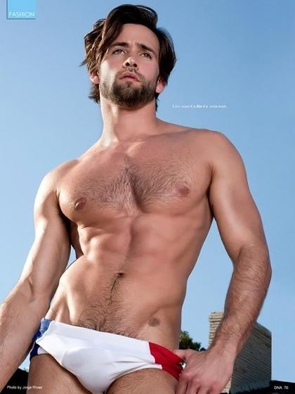 Levi Jackson : Hot Summer Night   QUEERWORLD!   Scoop.it