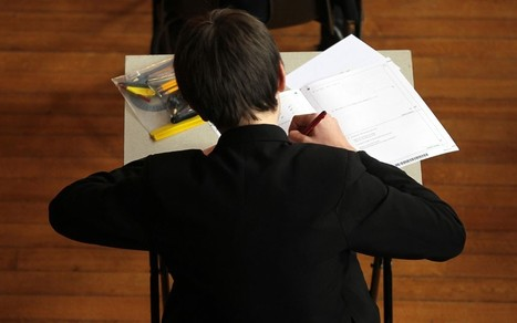 GCSE pupils 'struggling to read exam papers' | The Indigenous Uprising of the British Isles | Scoop.it