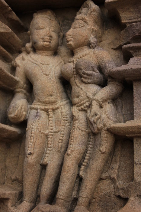 In India's Ancient Khajuraho, Eroticism Mingles With International Commerce | Archaeology News | Scoop.it