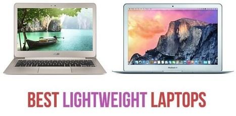 10 Best Lightweight Laptop for 2016   Wiknix   Scoop.it